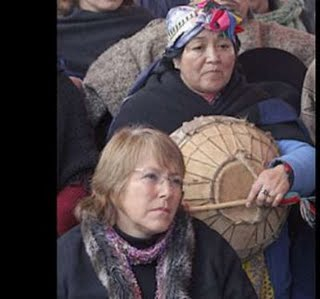 bachelet_mapuche